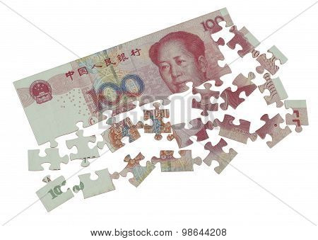 Puzzle Of The Chinese Yuan