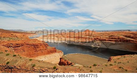Views of Lake Powell