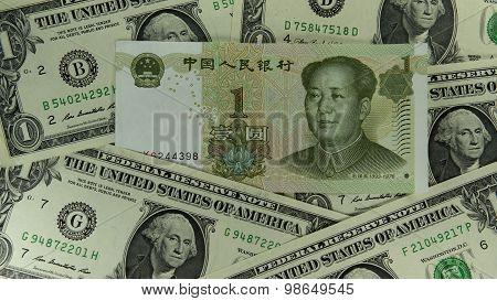 Yuan And Us Dollar 2