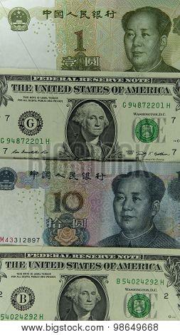 Yuan And Us Dollar 3