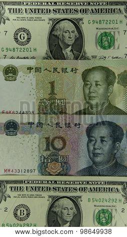 Yuan And Us Dollar 4