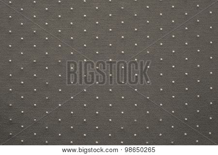 Thin Knitted Fabric Of Gray Beige Color With Blond Specks