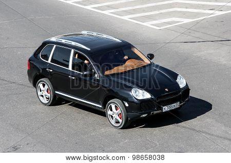 Porsche 955 Cayenne
