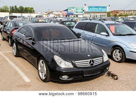 Mercedes-benz W219 Cls-class