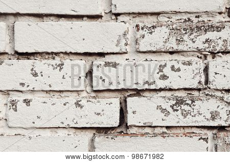 Backgrounds Of White Bricks