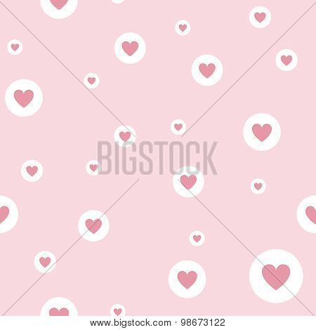 Background - Hearts