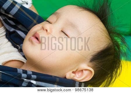 Chinese Babny Sleeping