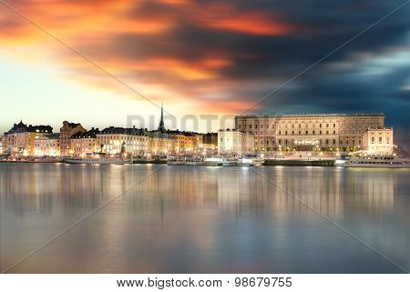 Stockholm Old Town, Sweiden