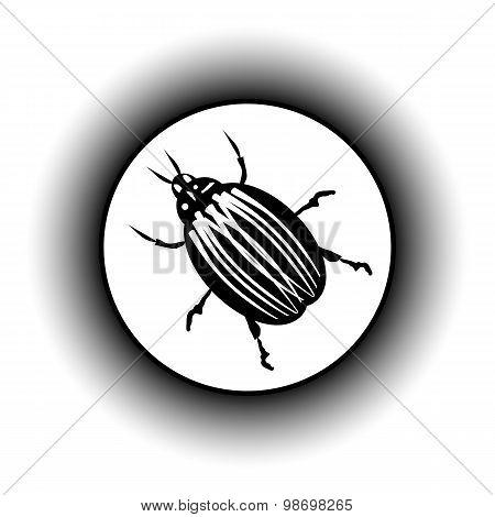 Bug Button.