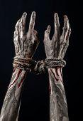 Постер, плакат: Hands Bound