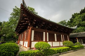 image of piety  - guangxiao temple on the guangxiao road - JPG