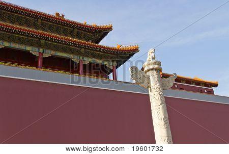 The Tiananmen