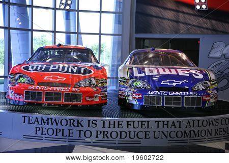 Jimmy Johnson, Campeonato de Nascar Jeff Gordon