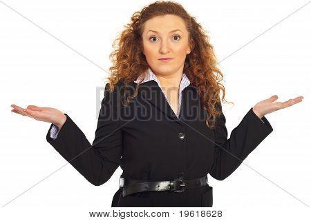 Wonder Business Woman