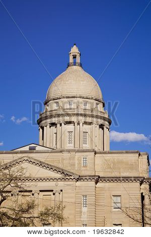State Capitol Of Kentucky
