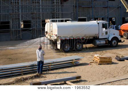 Caminhão de água