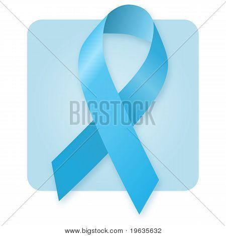 Cinta del conocimiento - azul claro