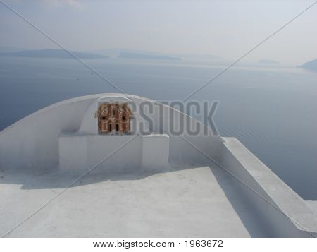 Rooftop Patio On Aegean