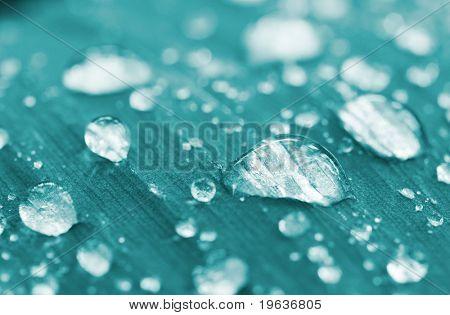 aqua drops (rain)