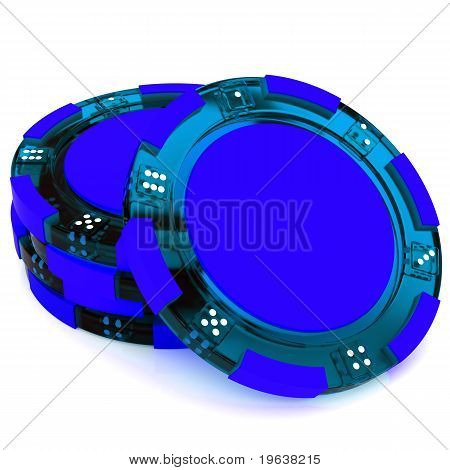 Glass Casino tokens