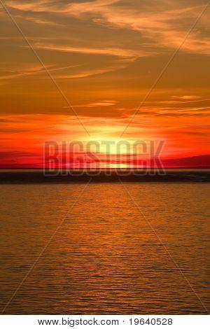 Sunset on Martha's Vineyard