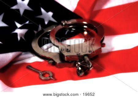 amerikanische Justiz