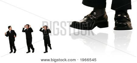 Run Away From Your Boss