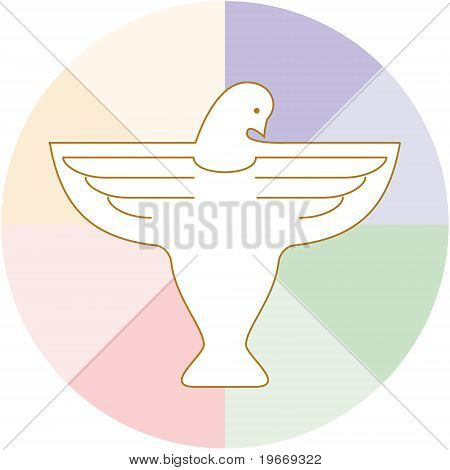 Symbol religious / Confirmation