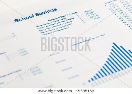 Spreadsheet Printout
