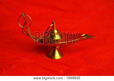 Genie'S Magic Lamp