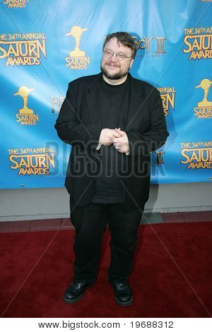 UNIVERSAL CITY, CA - JUNE 24: Director Guillemo Del Toro attends the 34th Annual Saturn Awards at the Hilton Hotel June 24, 2008 in Universal City, California.