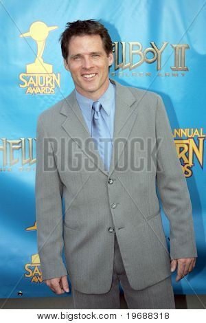 UNIVERSAL CITY, CA - JUNE 24: Actor Ben Browder attends the 34th Annual Saturn Awards at the Hilton Hotel June 24, 2008 in Universal City, California.