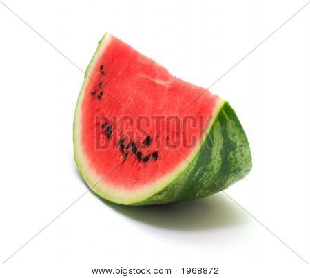 Watermelon'S Slice