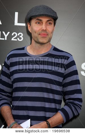 LOS ANGELES - JUL 19:  James Haver  arrives at the