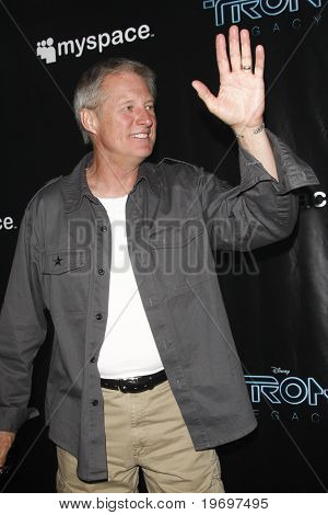 SAN DIEGO - JUL 23:  Bruce Boxleitner at  the Tron' MySpace Party during the 2010 Comic-Con  at Flynn's Arcade on July23, 2010 in San Diego, CA.