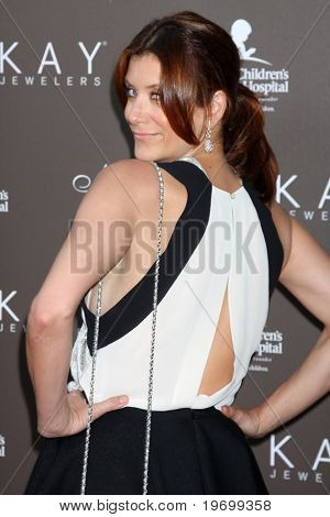 LOS ANGELES - JUL 22:  Kate Walsh arrives at the Neil Lane Bridal Collection Debut at Drai's at The W Hollywood Rooftop on July22, 2010 in Los Angeles, CA ....