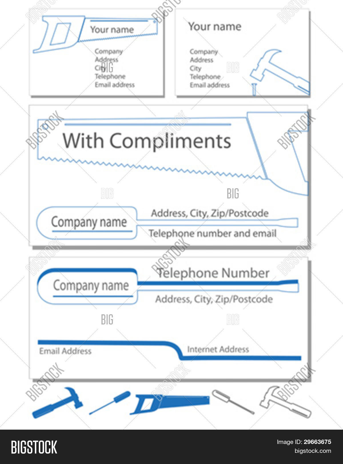 Business Card Telephone Format Image collections - Card Design And ...