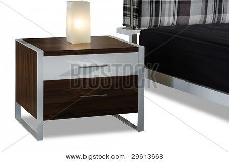 cutout bed