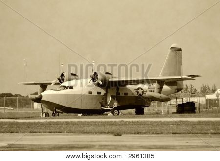 Classic Flying Boat