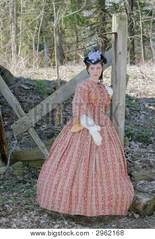 Civil War Era Woman