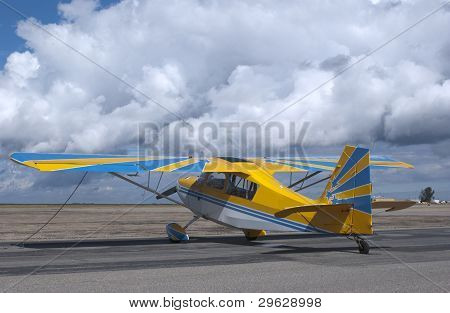Two Place Light Plane