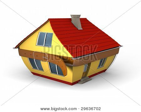 Bloated House