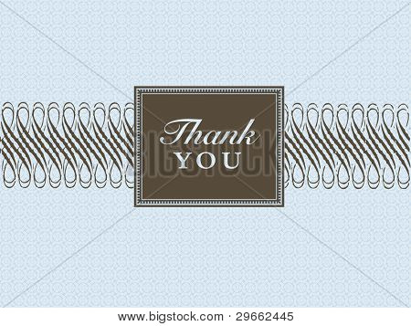 Vector Ornament Line and Frame. Easy to edit. Perfect for invitations or announcements.