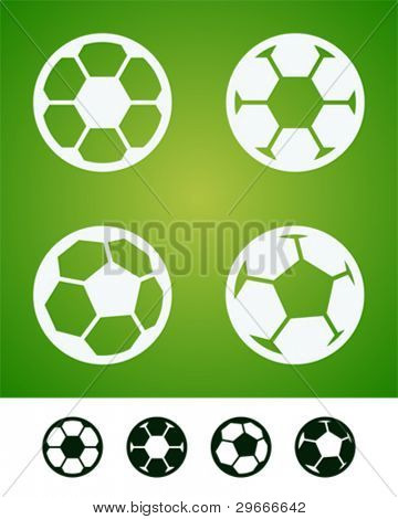 Soccer icon.