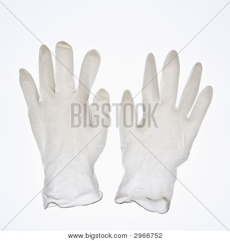 Rubber Gloves.