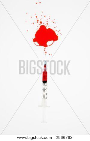 Hypodermic Needle.