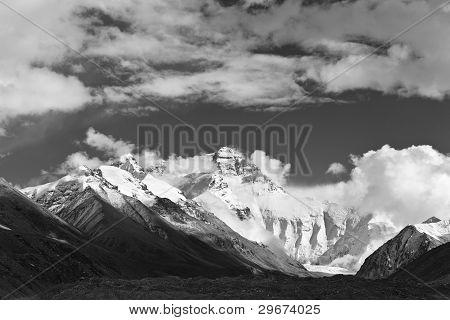 tibet: mount everest