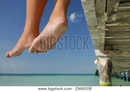 Life Is A Beach (Legs)