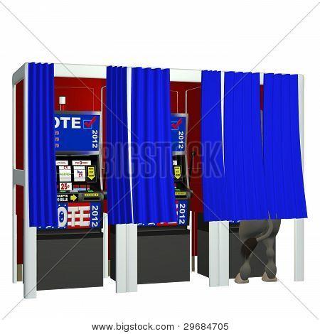 Vote 2012 - Gamble