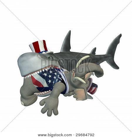 Political Shark - Republican